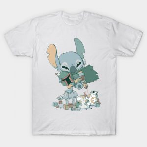 Boba Stitch T-Shirt