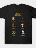 Booty Wars T-Shirt