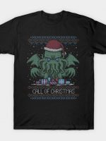 Call Of Christmas T-Shirt