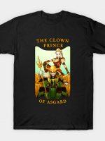 Clown Prince of Asgard T-Shirt