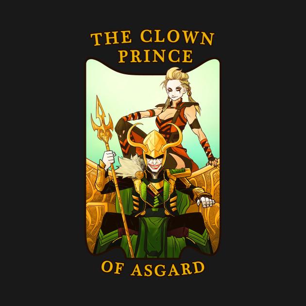 Clown Prince of Asgard
