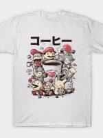 Coffee & Games T-Shirt
