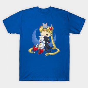 Crazy Moon Cat Lady