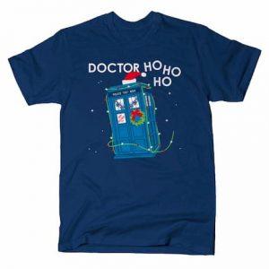 DOCTOR HO HO HO T-Shirt
