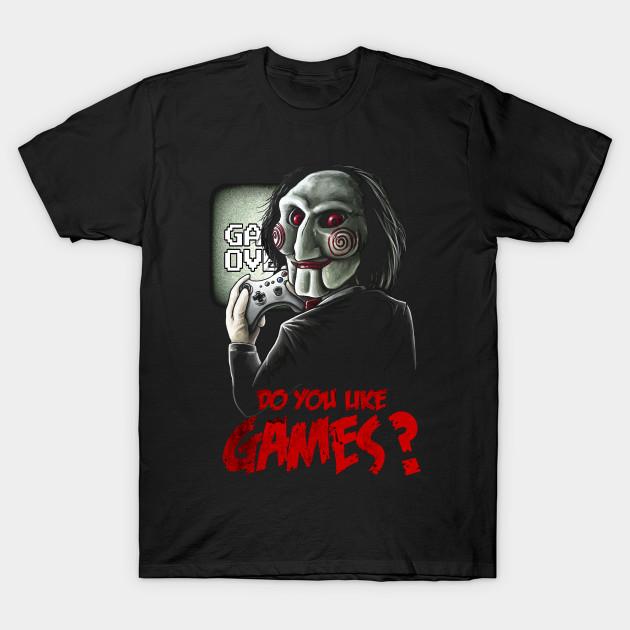 Do You Like Games?
