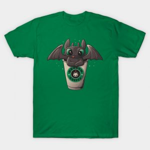 Dragon Coffee T-Shirt