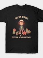 Dustin's Pet Services T-Shirt