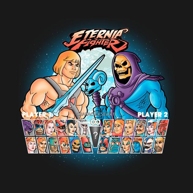 Eternia fighter
