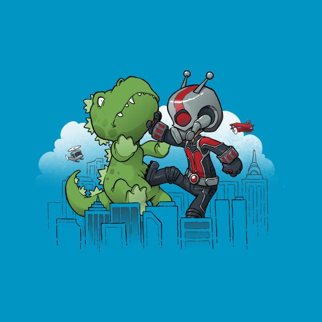 Gi-Ant Attack