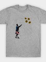 Girl and waffles T-Shirt