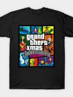 Grand Theft Xmas: Halloweentown T-Shirt