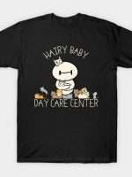 Hairy Baby Day Care Center (All Chibi) T-Shirt