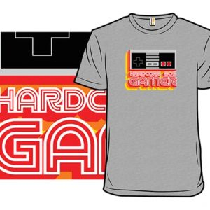 Hardcore 80s Gamer T-Shirt