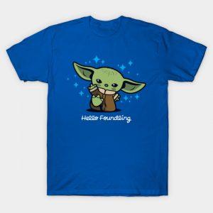 Yoda Baby T-Shirt