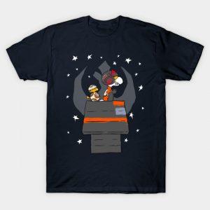 I Can Fly Any Peanut T-Shirt