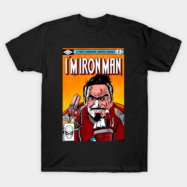 I'M IRON MAN T-Shirt