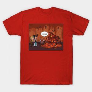 I'm Peeing on It T-Shirt