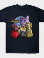 Infinity Wool alternate background T-Shirt