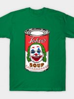 Joker's soup VOL1 T-Shirt
