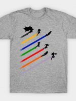 Justice stripes T-Shirt