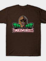 Kashyyyk Timberwookiees T-Shirt