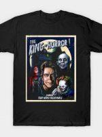 King of Horror T-Shirt