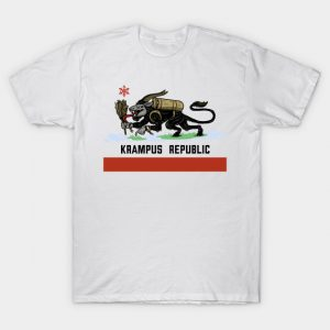 Krampus Republic T-Shirt