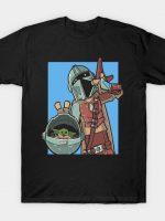 MANDO COMIC STRIP T-Shirt