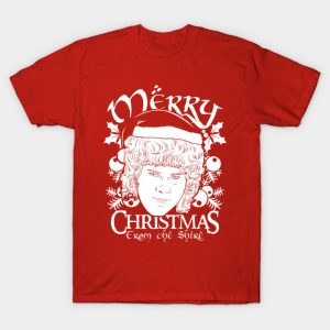 Hobbit Merry Christmas T-Shirt