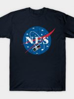 NES (washed look) T-Shirt