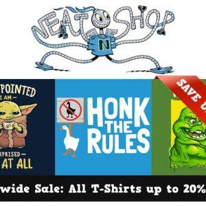 NeatoShop Sale