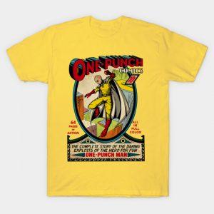 One-Punch Comics #1 T-Shirt
