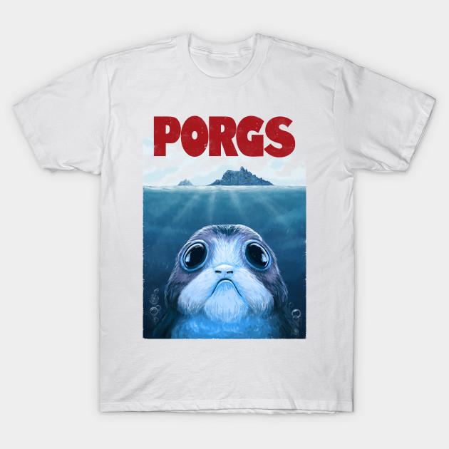PORGS(white tshirt)