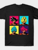 Pop sayan T-Shirt