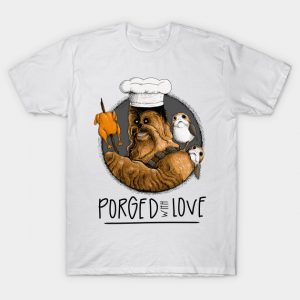 Porged With Love (white)