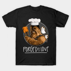 Porged Witha Love (black)