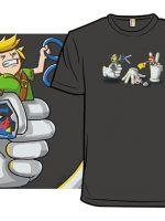 Rock, Paper, Smash! T-Shirt