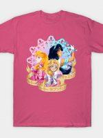 Sailor Princesses Rods T-Shirt