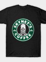 Skynet's Coffee T-Shirt