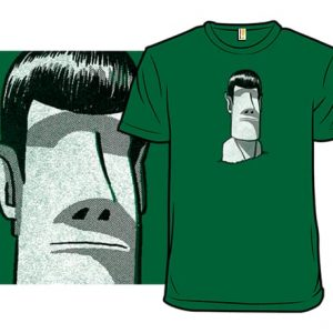 Spock Rock T-Shirt