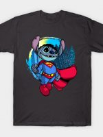 Stitch-Man T-Shirt