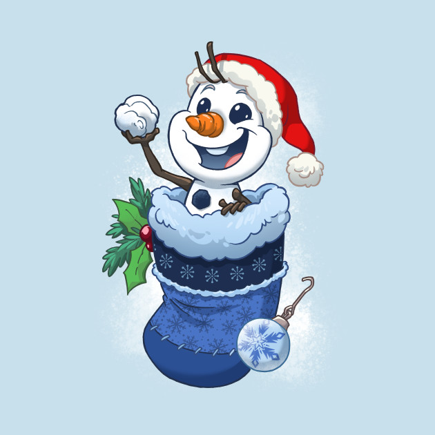Stocking Stuffer: Snowfriend