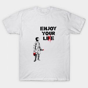 Stranger enjoy your li(f)e