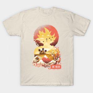 Super Saiyan Sunset T-Shirt