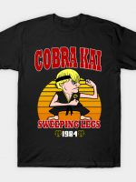 Sweeping Legs 1984 T-Shirt