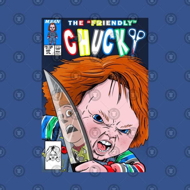 The Friendly Chucky