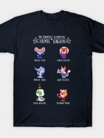 The Greatest Scientists in Animal Kingdom T-Shirt