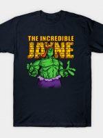 The Incredible Jayne T-Shirt