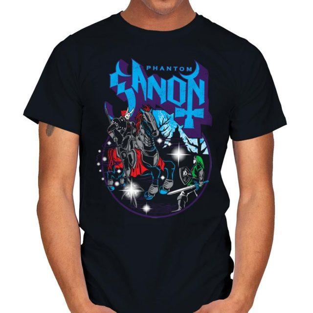 The Phantom Ghost T-Shirt