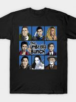The umbrella Bunch (color) T-Shirt